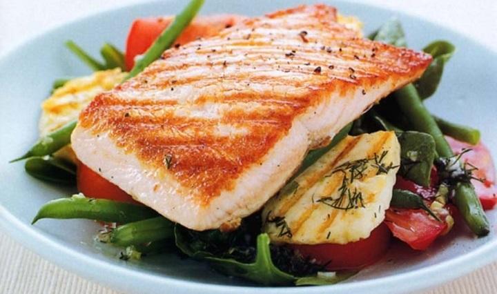 правильное питание обед меню