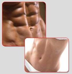 какой диетой убрать жир живота